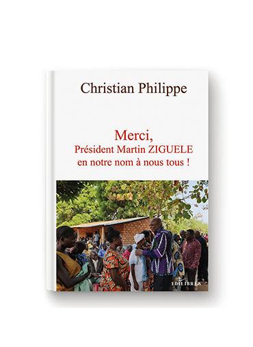 Merci Président Martin ZINGUELE
